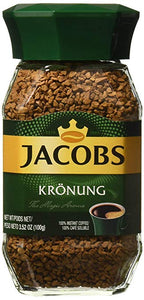 Jacobs Instant Coffee Kronung 6/ 7 oz
