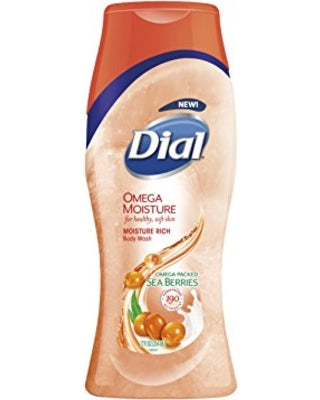Dial Body Wash Omega Moisture 6/ 21 oz