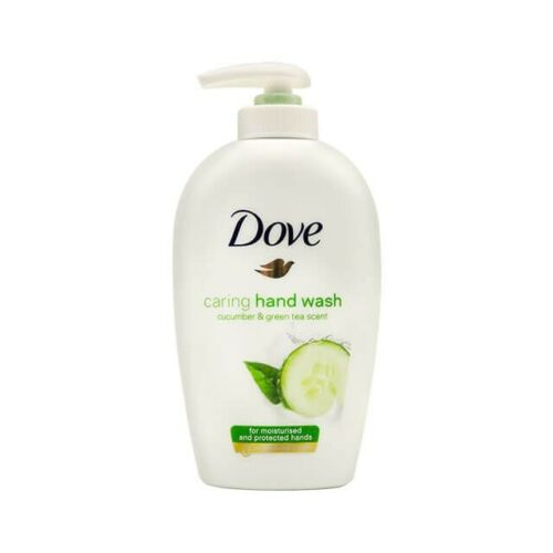 Dove Liquid Hand Soap Cucumber 12/ 8.45 oz