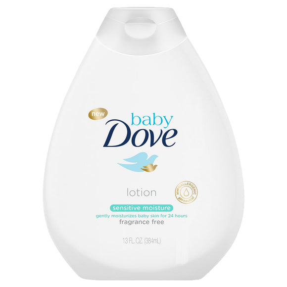 Dove Baby Lotion Sensitive Moisture 3/ 13 oz