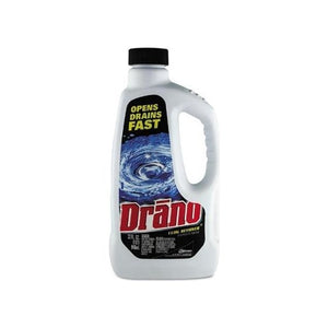 Drano Liquid Regular 12/ 32oz