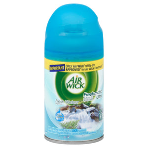 Air Wick Freshmatic Ultra Refill Fresh Waters 6/ 6.17 oz