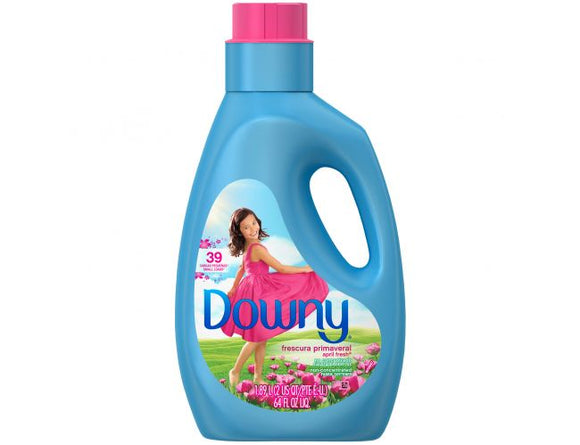 Downy Fabric Softener April Fresh 39ld 8/ 64 oz
