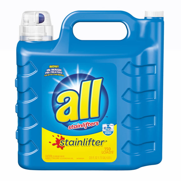 All Liquid Stainlifter HE 2x 2/ 225oz