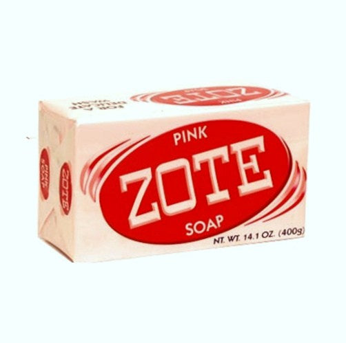 Zote Laundry Bar Soap Pink 25/ 14.11 oz