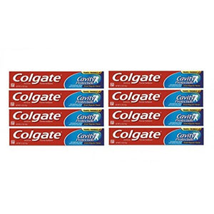 Colgate Toothpaste Great Regular Flavor Cavity Protection 3pk/ 6/ 6 oz