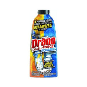 Drano Foaming Liquid 8/ 17 oz
