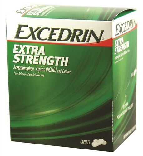 Excedrin Dispenser 25/ 2 ct
