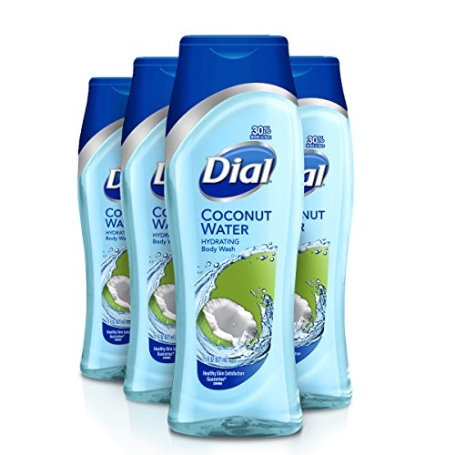 Dial Body Wash Coconut Water 6/ 21 oz