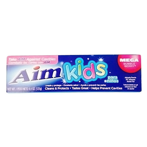 Aim Kids Mega Bubbleberry 24/ 4.4 oz