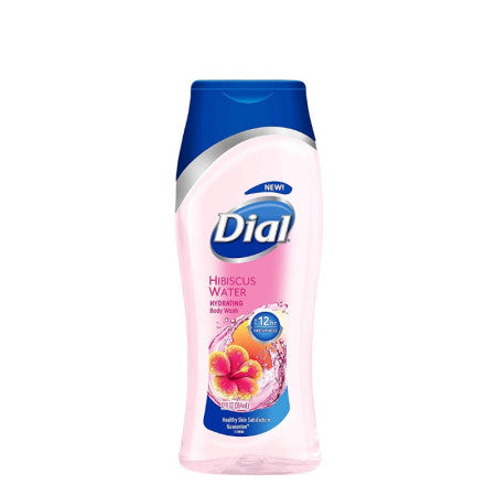Dial Body Wash Hibiscus Water 6/ 21 oz