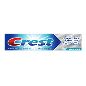 Crest Toothpaste Baking Soda & Peroxide (Fresh Mint)/ 24/ 8.2 oz