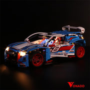 Rally Car #42077 Lego Led Light - Vonado