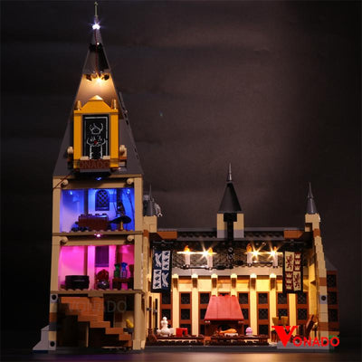 Hogwarts™ Great Hall #75954 Lego Light - Vonado