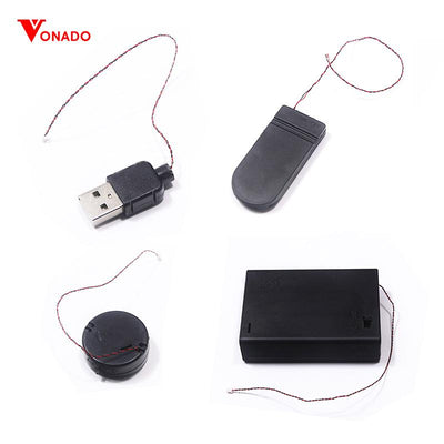 Different Battery Pack For DIY - Vonado