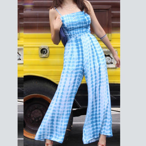 Tie Dye Woven Jumpsuit (See other colors) - Everything Girls Like Boutique