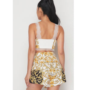 Mia Printed Shorts Set - Everything Girls Like Boutique