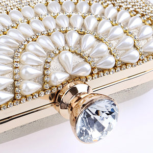 everything-girls-love-by-coleen,,Emma  Beaded Clutch Bag