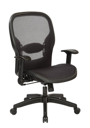 Air Grid Back and Seat Managers Chair