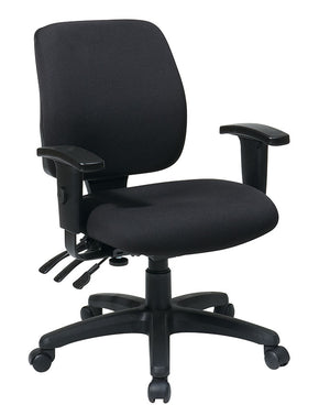 Mid Back Dual Function Ergonomic Chair