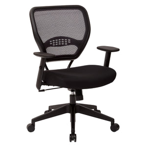 Air Grid and Mesh Office Chair