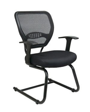 Professional AirGrid Back Visitors Chair