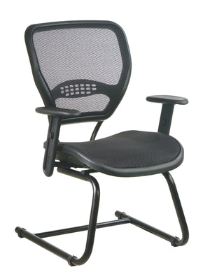 AirGrid Seat and Back Deluxe Visitors Chair
