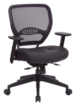 Air Grid Back Managers Chair