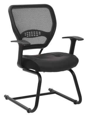 Professional Air Grid Visitors Chair