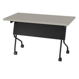 4' Black Frame, Training Table