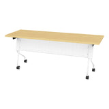 6' White Frame, Training Table