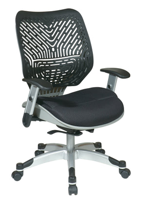 Unique Self Adjusting Raven SpaceFlex??Managers Chair