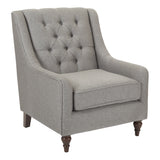 Burton Tufted Chair
