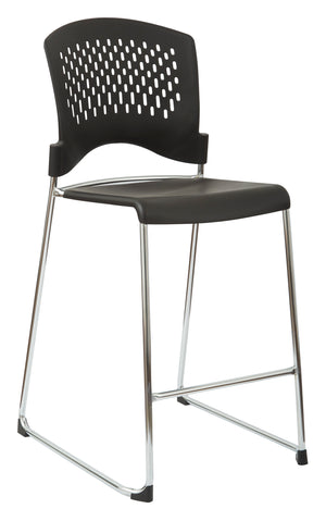 Tall Plastic Stacking Chair