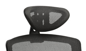 Black ProGrid Headrest (Headrest Fit 511343)