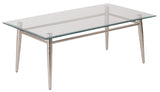 Brooklyn Glass Top Coffee Table