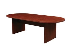 "Napa 95""X44"" Racetrack Conference Table"