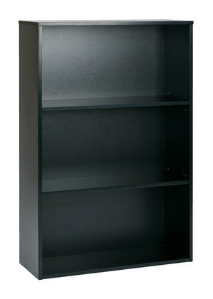 "Prado 48"" 3-Shelf BookCase"
