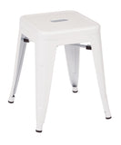 "Patterson 18"" Metal Backless Stool (2-PK)"