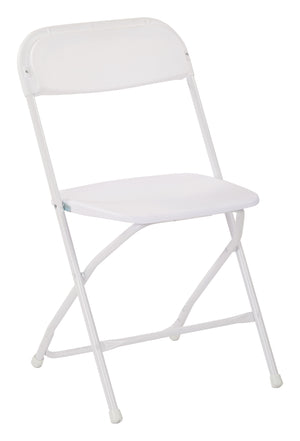 Plastic Chair 2-Pack