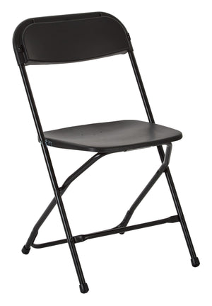Plastic Chair 10-Pack