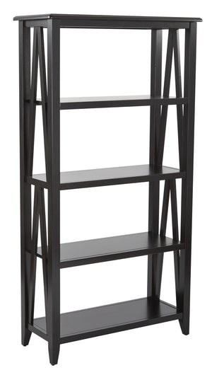 Santa Cruz 5-Shelf Book Case