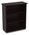 Tuxedo 3-Shelf Bookcase/Open Hutch