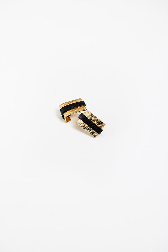 FLAT EARRINGS - GOLD