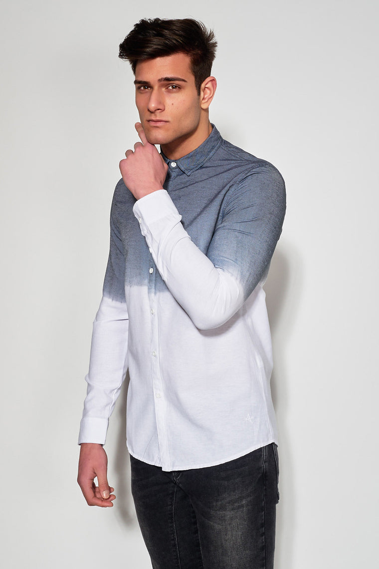ANTIOCH - TOP DIP CASUAL SHIRT - Men Clothing - Ozon Boutique - 1