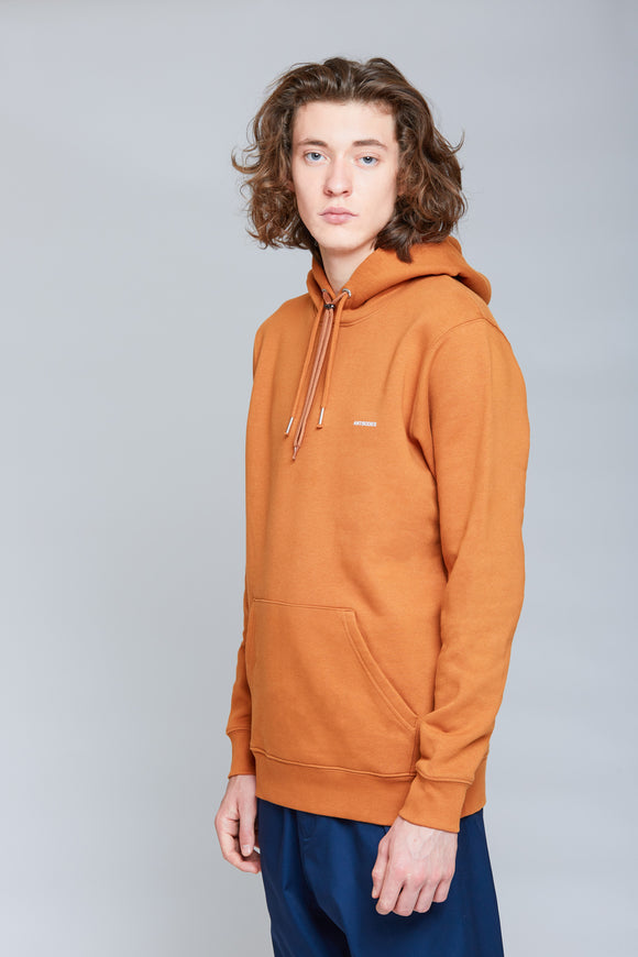 Logo Hoodie | Roasted Orange