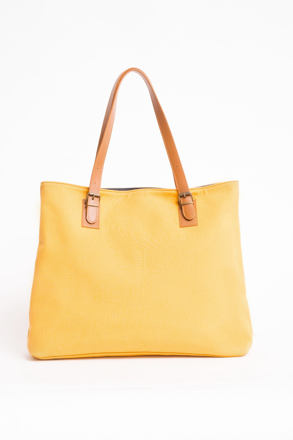 SIENA SHOPPER BAG YELLOW