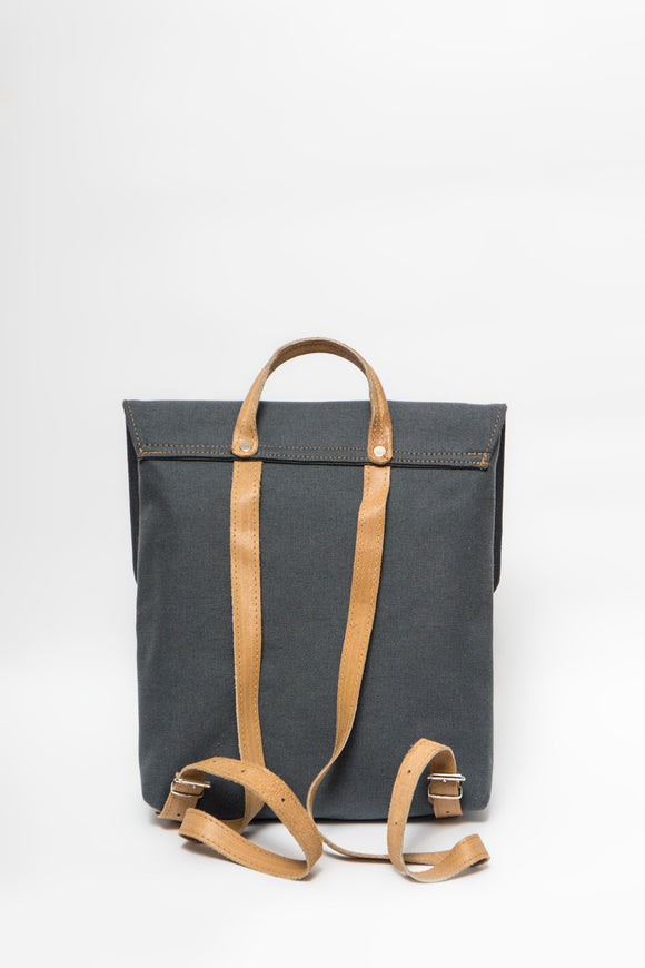 BONENDIS - AUSTIN GREY BACKPACK - Women Bags - Ozon Boutique - 1