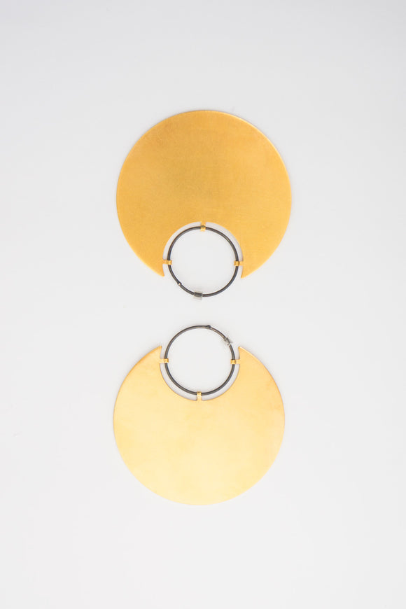 BORD DE L'EAU - ECLIPSE 3 EARRINGS - Jewellery - Ozon Boutique - 1