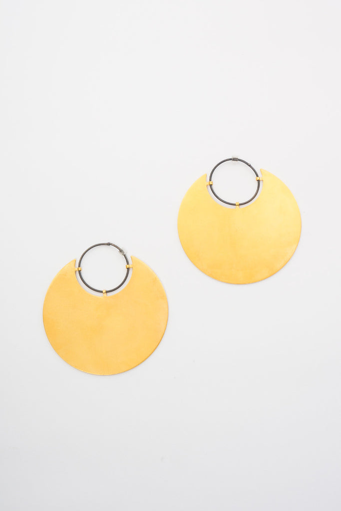 BORD DE L'EAU - ECLIPSE 3 EARRINGS - Jewellery - Ozon Boutique - 4